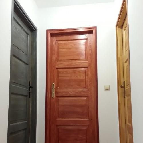 Trzy drzwi, trzy sypialnie, trzy zywioly